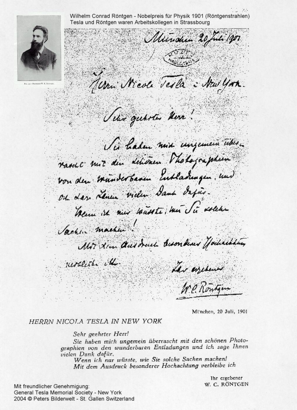 Tesla Memorial Society of Switzerland