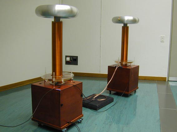 was ist eine tesla spule bzw ein tesla coil. Black Bedroom Furniture Sets. Home Design Ideas