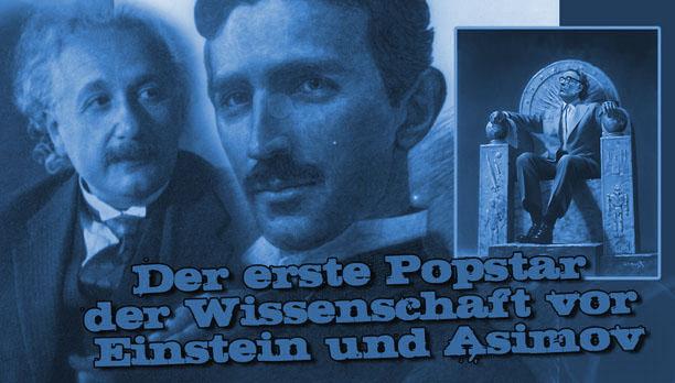 Maturaarbeit 252 Ber Nikola Tesla Von Dominik Wyser Aus Zh