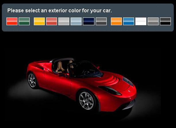 das modernste elektroauto der welt der tesla roadster. Black Bedroom Furniture Sets. Home Design Ideas