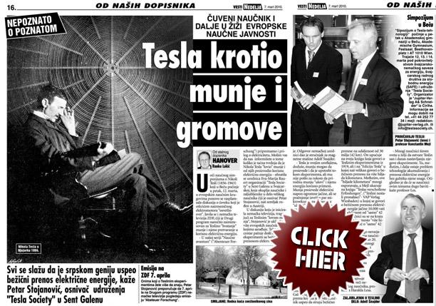 Symposium Tesla-Technologien - Akademisches Gymnasium